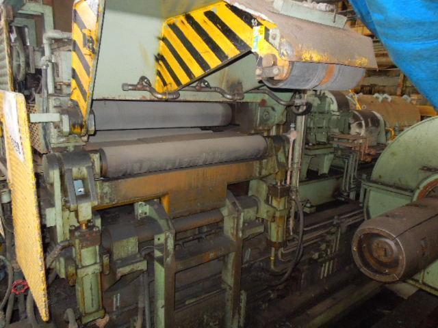 "50"" (1270mm) x 5.5mm Hitachi 20-HI Sendzimir Cold Rolling Mill"