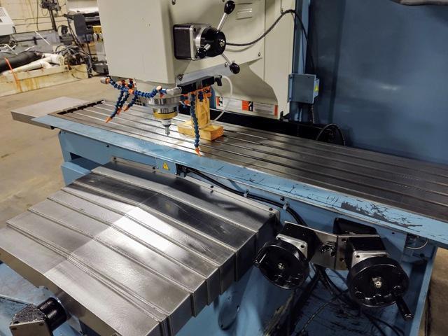 Southwestern Industries Trak FHMSX- 7 (2017)