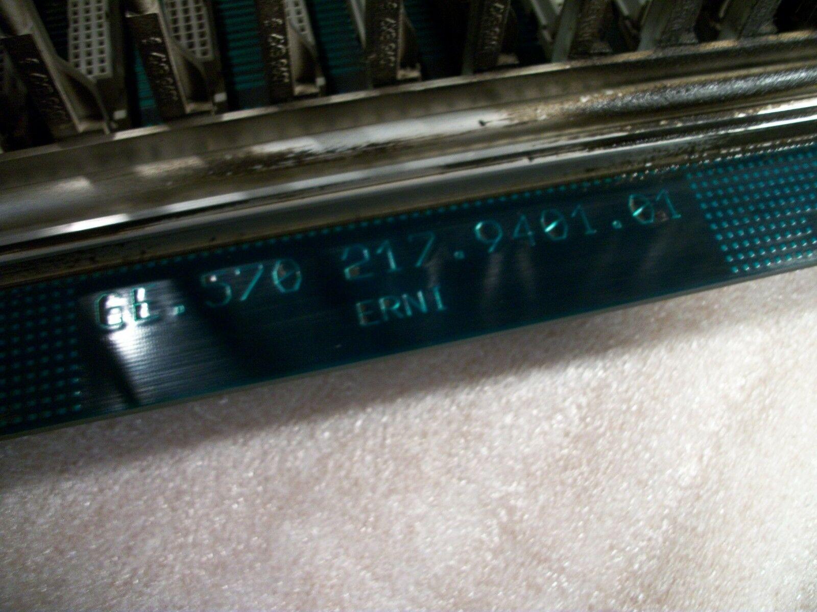 Siemens CNC Control Circuit Board 570 217 9401.01 / 9325EL01/888