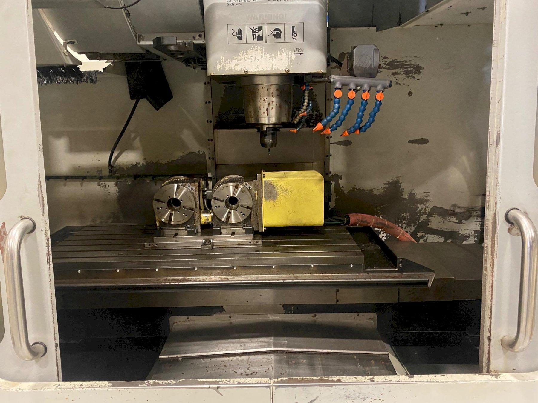 Haas VF-3YT/50 Vertical Machining Center