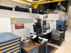 2004 Mazak Integrex 300-IIIS CNC Horizontal Lathe