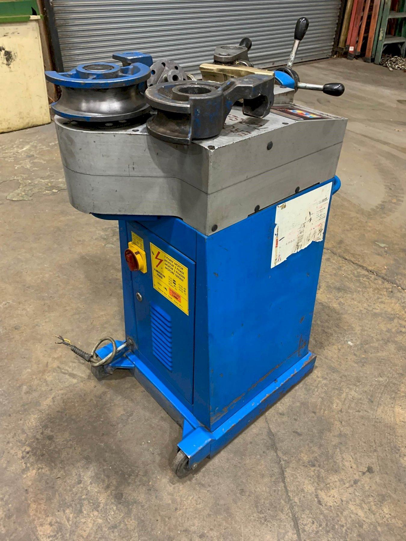 """USED ERCOLINA TOP BENDER 2"""" ROTARY DRAW PIPE AND TUBE BENDER, Stock #10829, Year: 1996"""