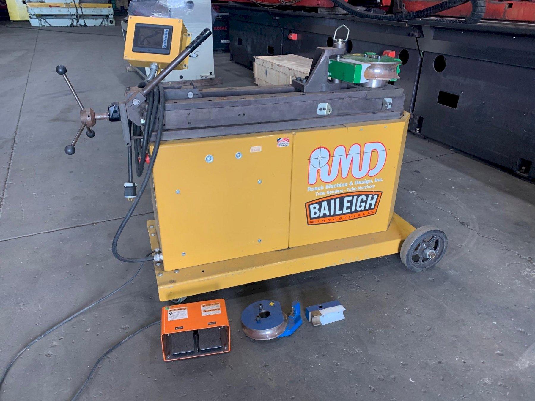 USED BAILEIGH MODEL RBD-350TS 3