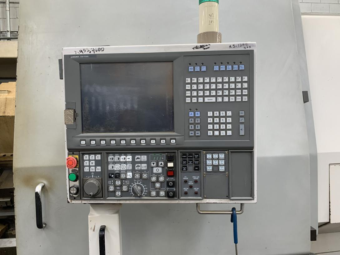 2007 Okuma LB45II/4000 - CNC Horizontal Lathe