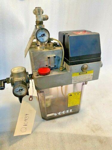 Vogel Lube Unit, VCM-2000-KW2-A2, s/n: GK-1602 , CNC Lubrication Unit