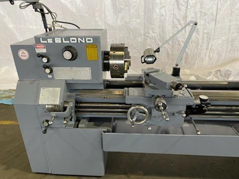 "20"" x 54"" Leblond Engine Lathe"