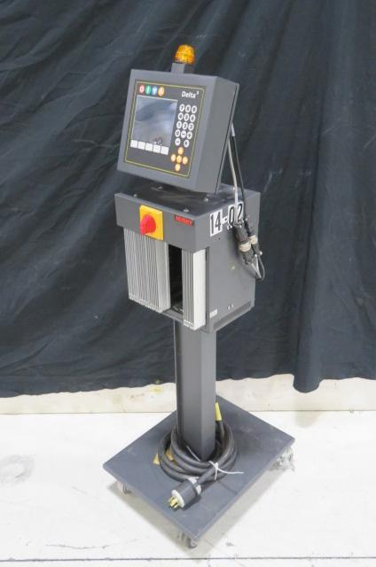 Husky Used Delta2 X8 Hot Runner Controller, 4 zone, 220V