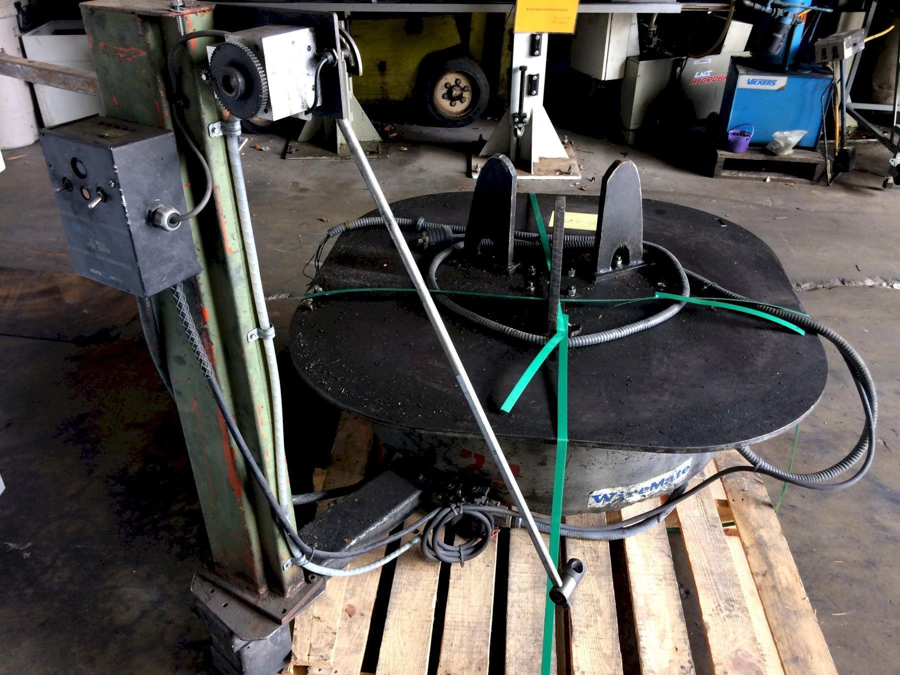 Wire Decoiler Wire Mate