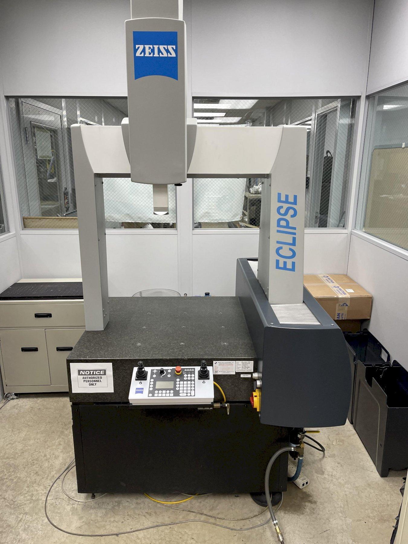 Zeiss Eclipse 550 Coordinate Measuring Machine (CMM)(#33222)