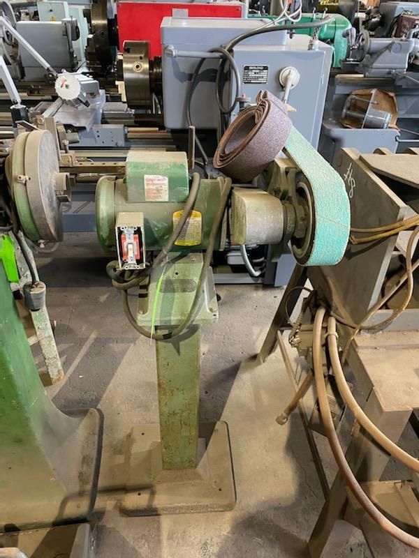 "2"" x 48"" Burr King Belt Sander"