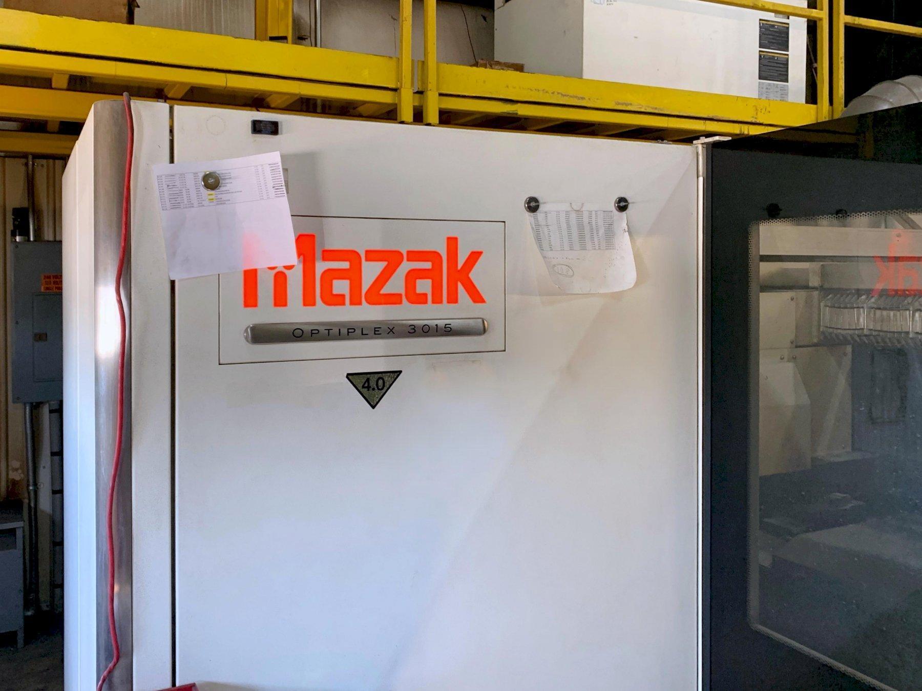 Mazak Optiplex 3015 4 kW (2013)