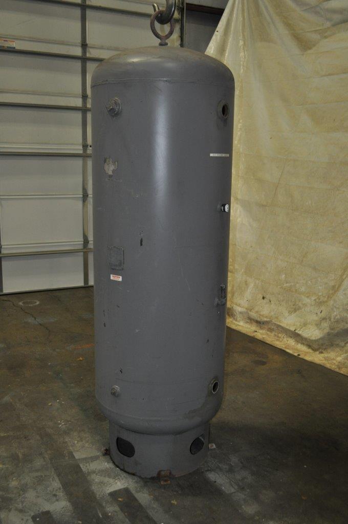 240 Gallon Manchester Steel Air Surge Tank