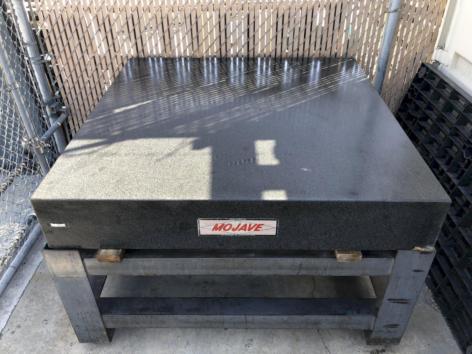 Mojave Square Surface Granite Plate 60