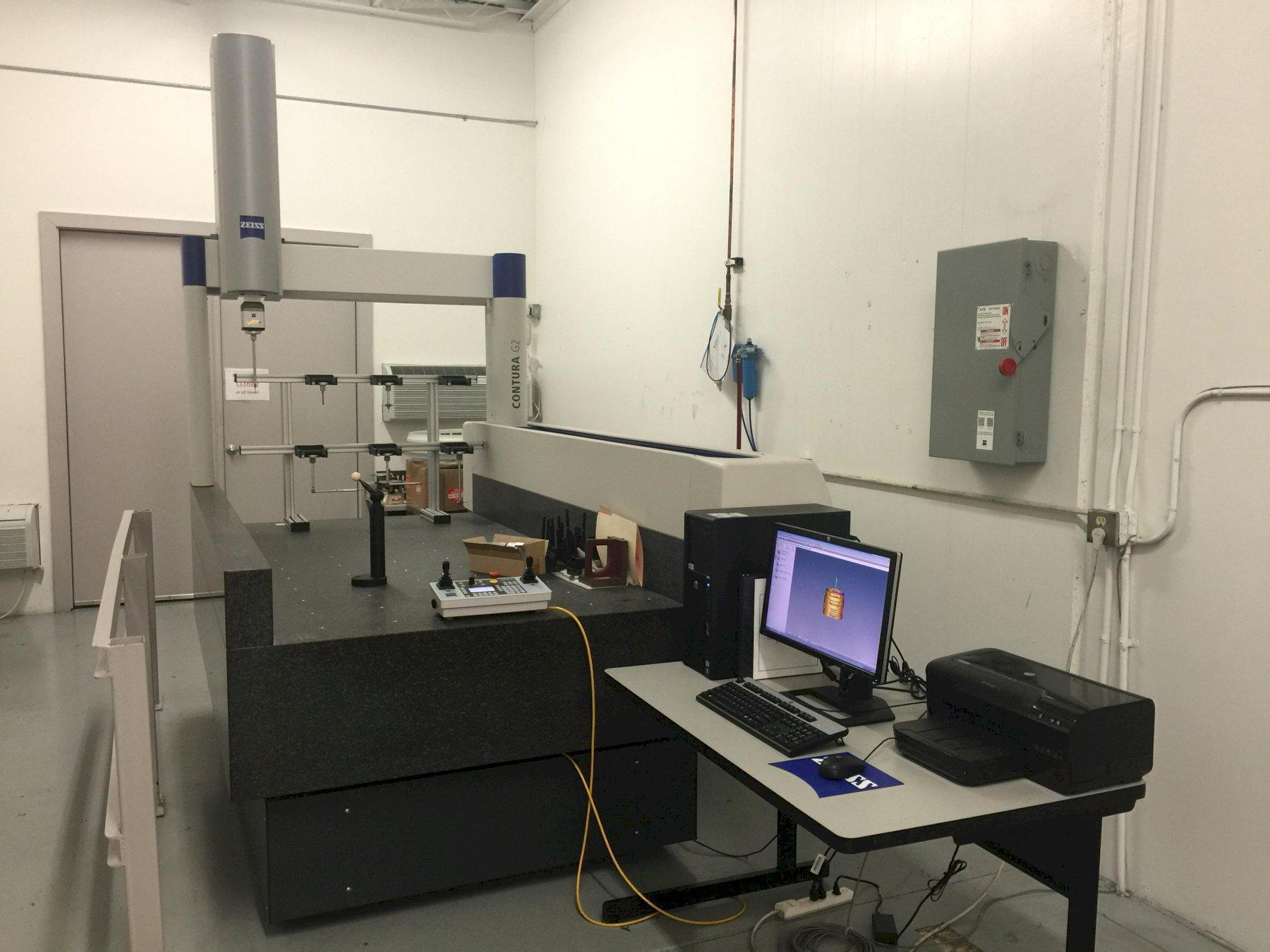 Zeiss Contura G2 Activ 10/21/6 Coordinate Measuring Machine
