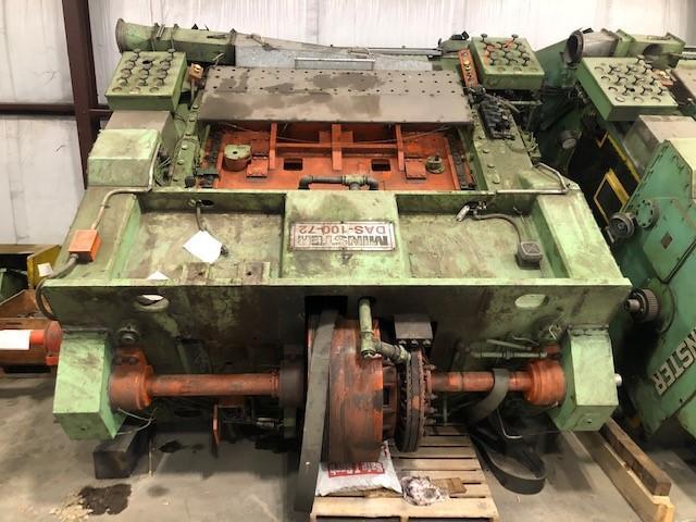 MINSTER DAS-100-72 CUPPING PRESS
