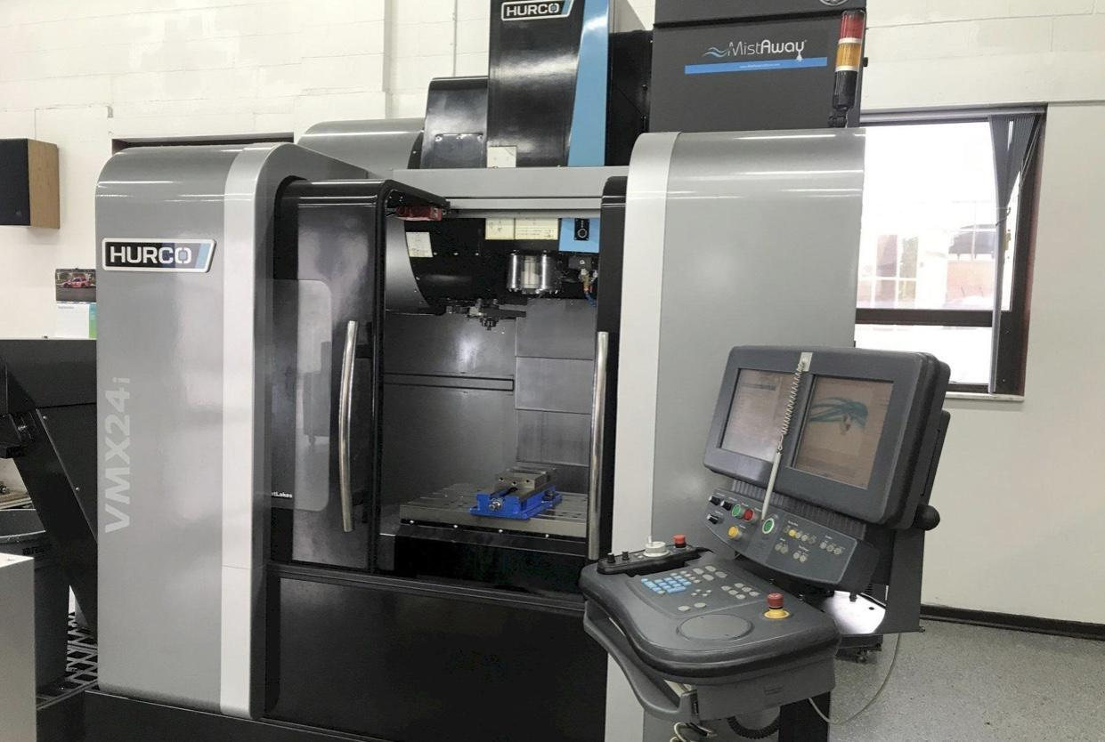 "2013 Hurco VMX24i CNC Vertical Machining Center, Winmax, 24""/20""/24"" Travels, 12K Spinlde"