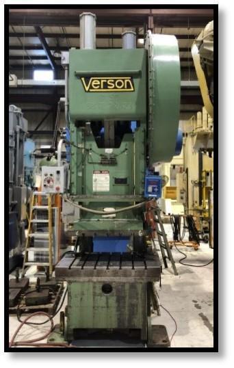 Verson #150 OBI Press, Used