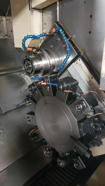 Miyano BNE-64SY2 CNC Multi-axis Turning Center
