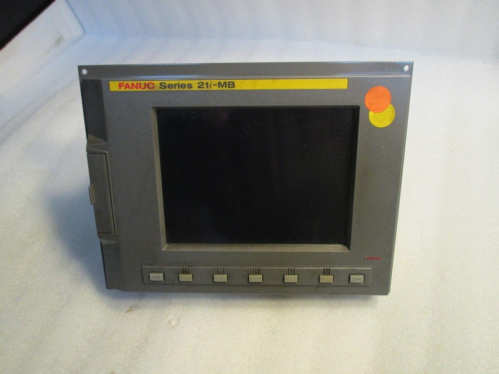 Fanuc 21i-MB CNC Op Station / Control A02B-0285-B502