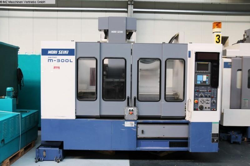MORI SEIKI 300L VERTICAL MACHINING CENTER