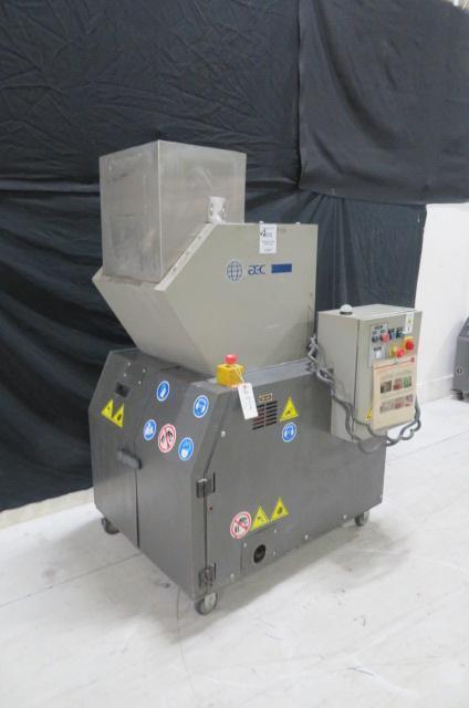 "AEC Used GP1018 Granulator, 18"" x 14.75, 10hp, 460V, Yr. 2016"