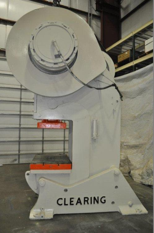 Used CLEARING OBI PRESS, Model C6, 150 Ton, Stock No. 9919