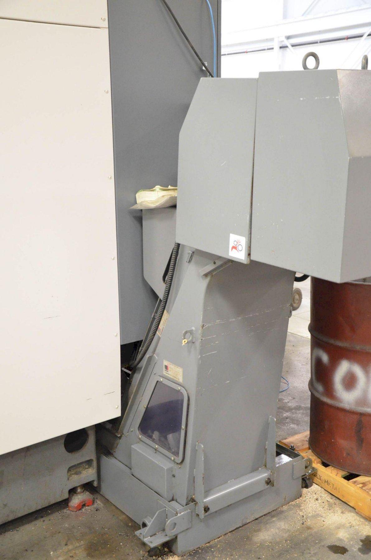 "Okuma MB65VB CNC Vertical Machining Center, OSP P200M, 41""/22""/18"", 12K RPM, 50 Taper, 32 ATC, CTS, 30 HP, 2007"