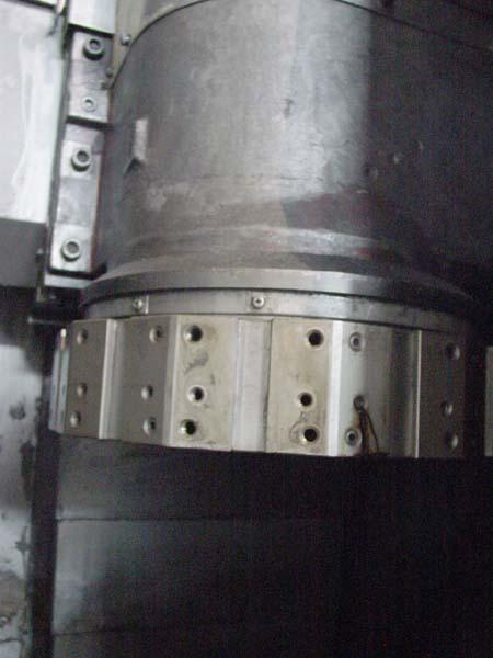 "OKUMA HOWA V35R, Vertical Turning Center Fanuc 18T CNC Control, !5"" Chuck, 23"" Swing, 15"" Max Turning Diameter, 18"" Max Turning Height, New 1999."