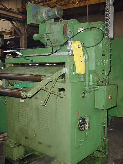"""32"""" X 10,000# LITTELL No. 90-36 PRESS FEED LINE   Our stock number: 108536"""