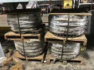 36,000 lbs DRAW BENCH CHAIN FOR AETNA STADDARD DRAW BENCH   Our stock number: 114020
