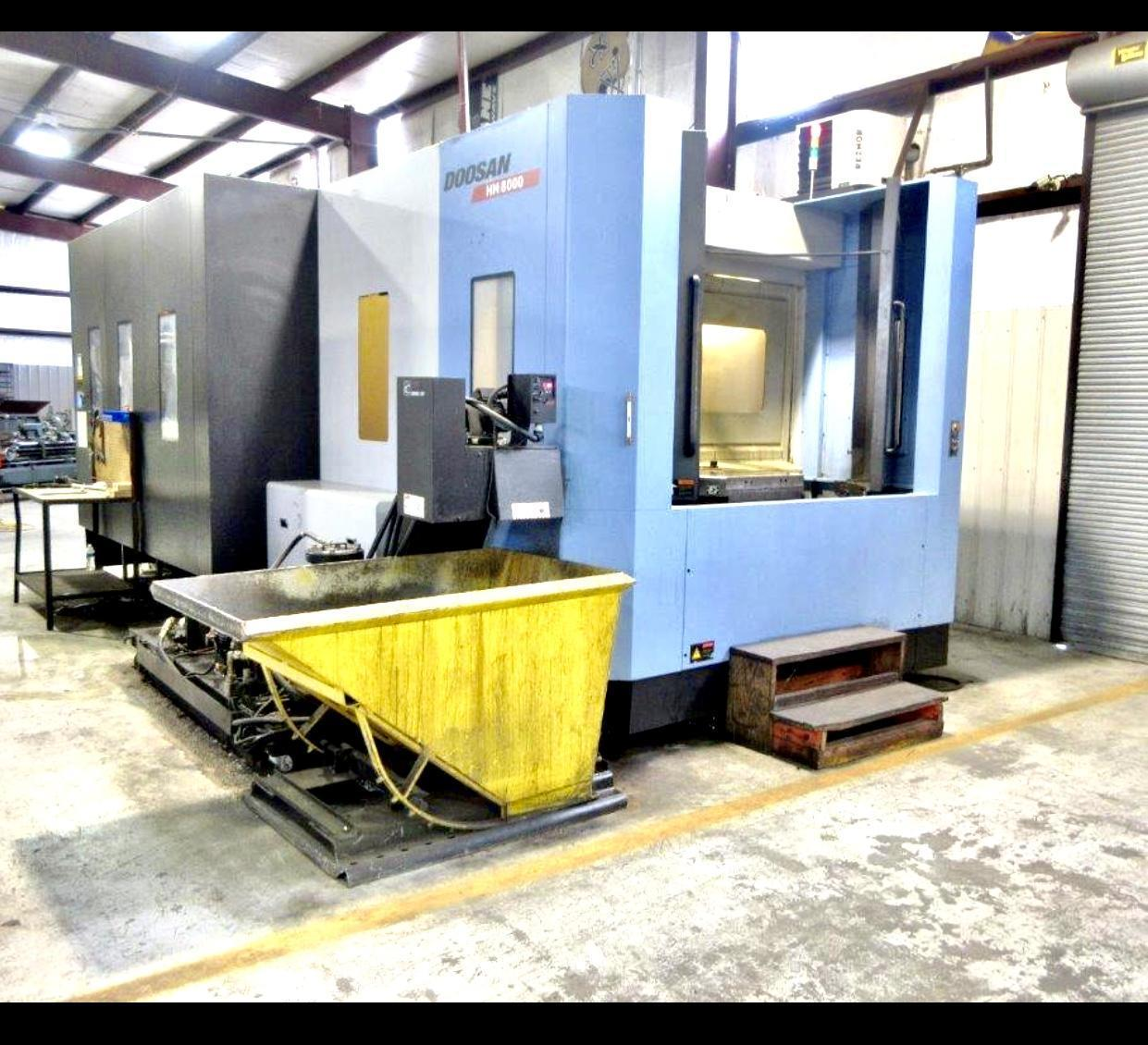DOOSAN HM 8000 (2012) 