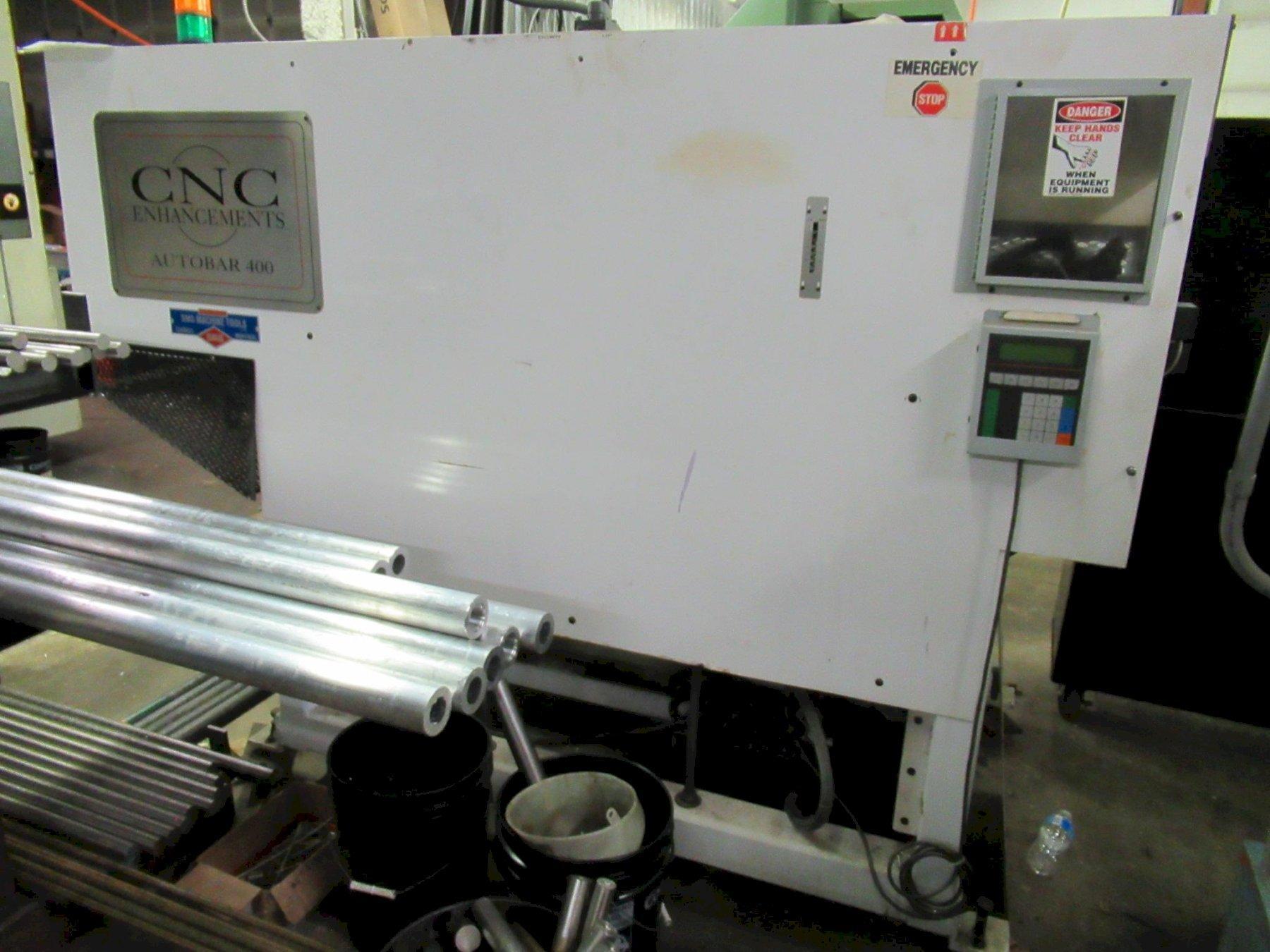 CNC Enhancements Autobar 400