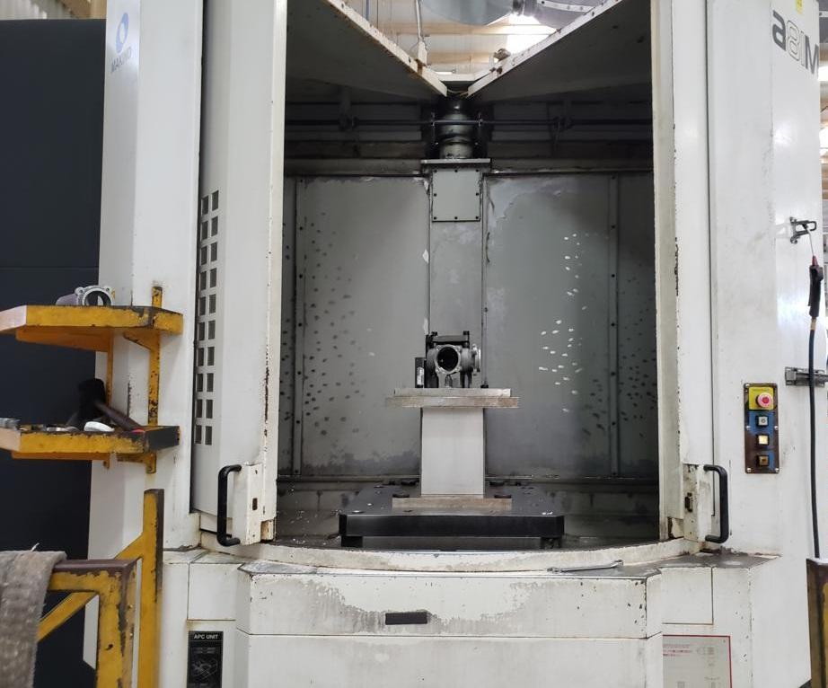 Makino a81M CNC Horizontal Machining Center