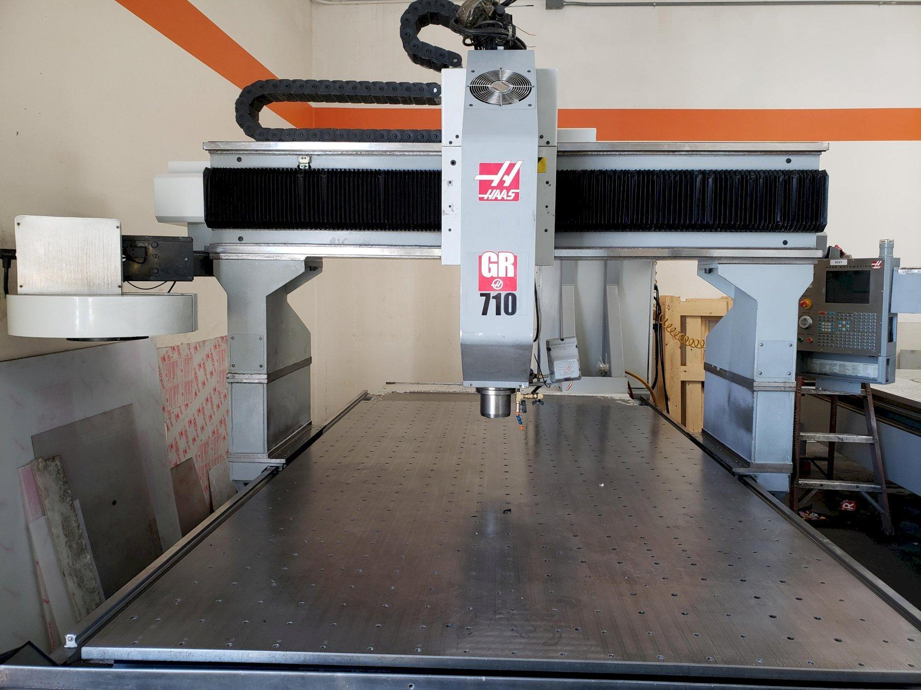 Haas GR-710 CNC Gantry Router 2005 with: 24