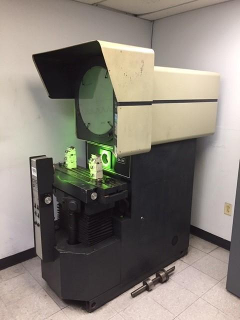 "20"" OGP Model QL20S Floor Model Optical Comparator, S/N QL200180."