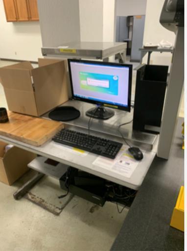BROWN & SHARPE2002 Brown & Sharpe Global Image 574 DCC Coordinate Measuring Machine (CMM)