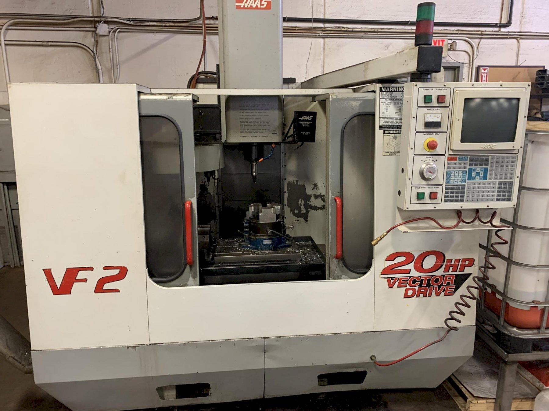 1999 HAAS VF-2 VERTICAL MACHINING CENTER