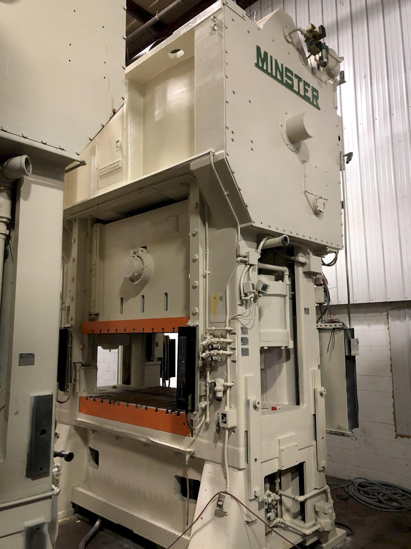 400 TON MINSTER SSDC PRESS