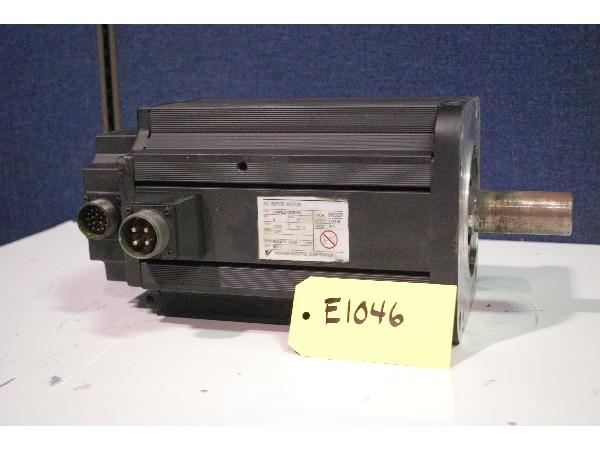 YASKAWA AC Servo Motor - USAMED-20BA2K