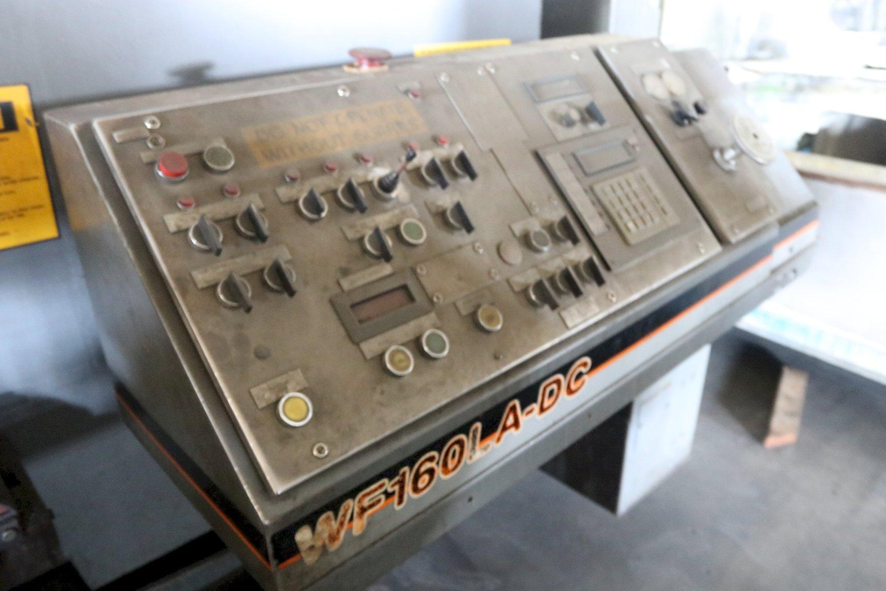 "30"" X 25"" HEM MODEL WF160LA-DC AUTOMATIC HORIZONTAL BANDSAW"