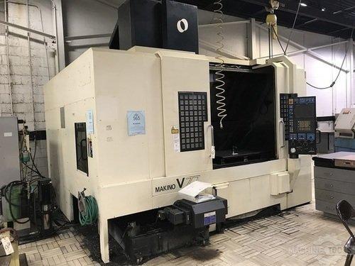 Makino | Used CNC | Used Mazak | S&M Machinery Sales