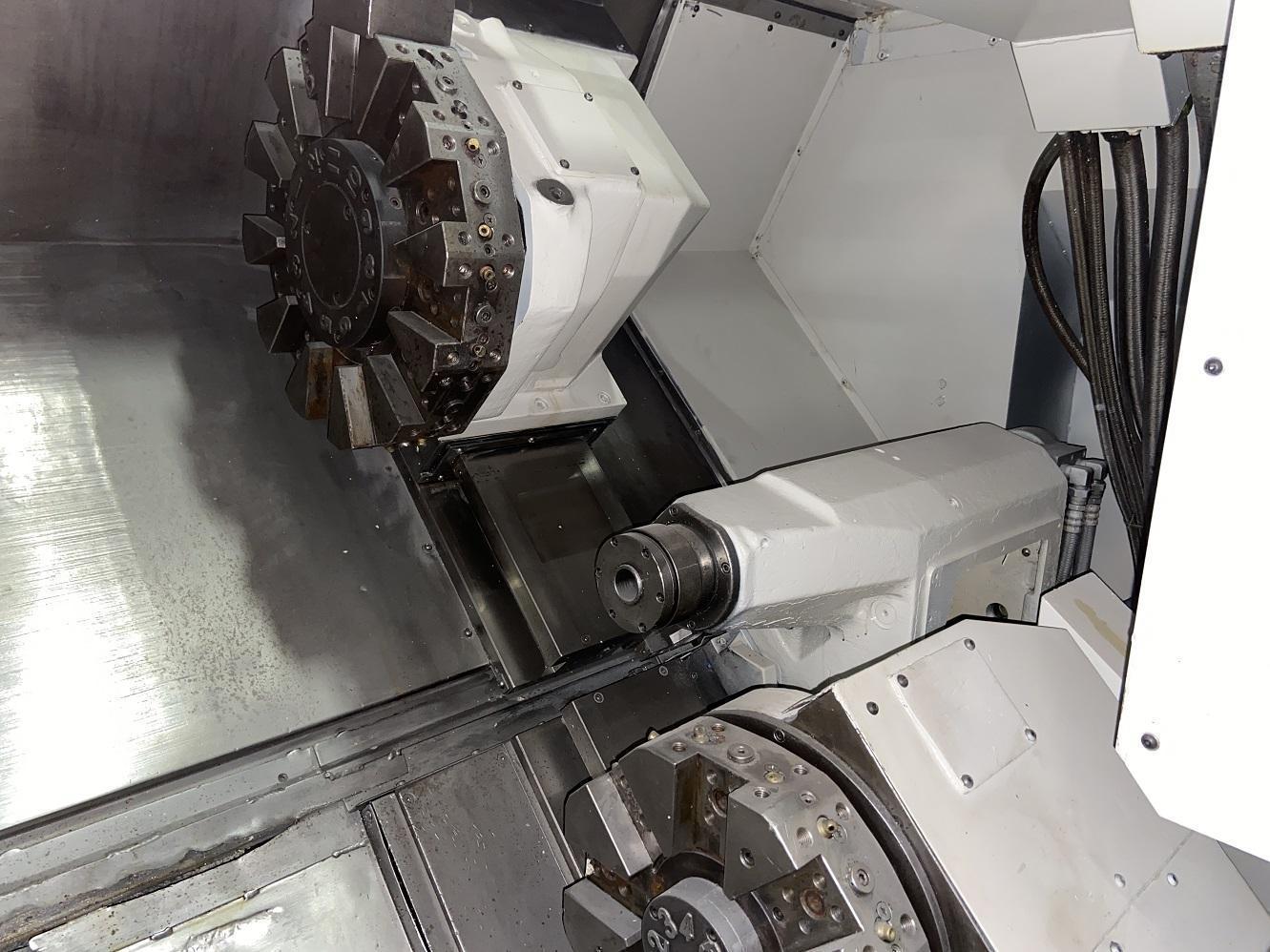 2008 OKUMA SimulTurn LU-300 - CNC Horizontal Lathe