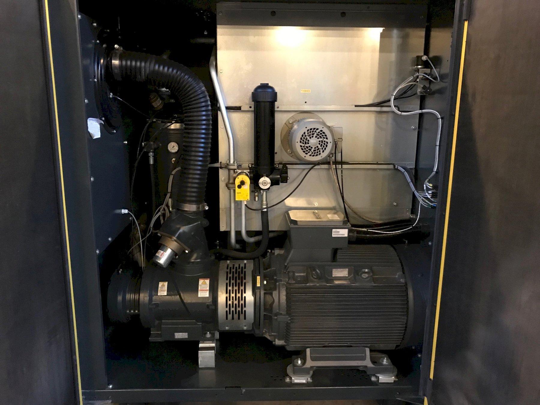 Kaeser 125 Hp Rotary Screw Air Compressor
