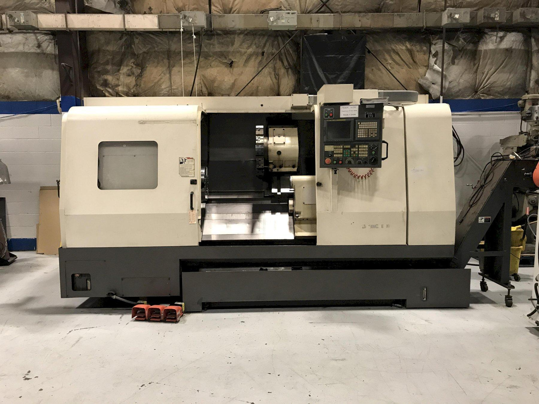 2006 CNC Horizontal Lathe- HWACHEON Hi-Tech 400A