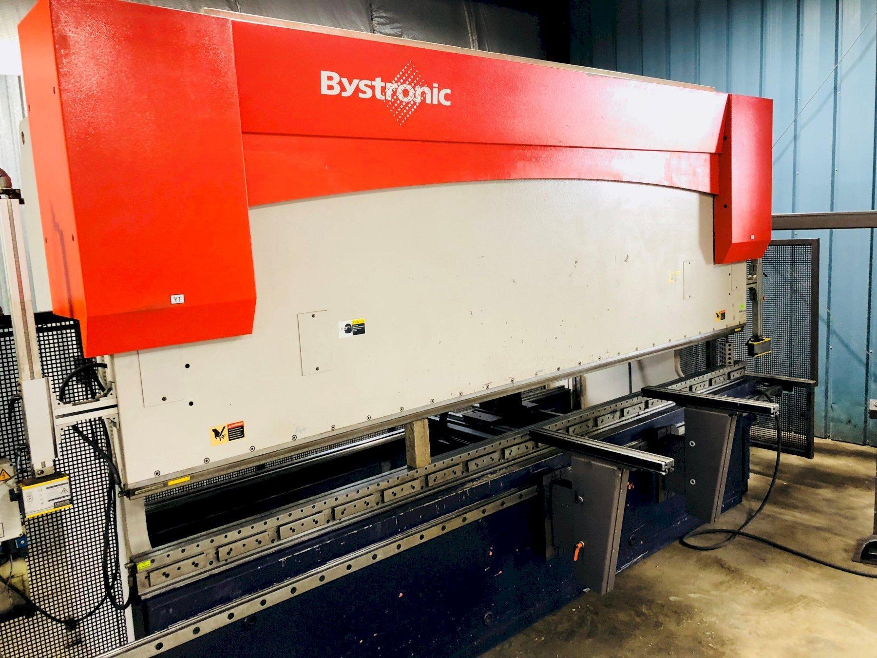2004 Bystronic PR200, 161
