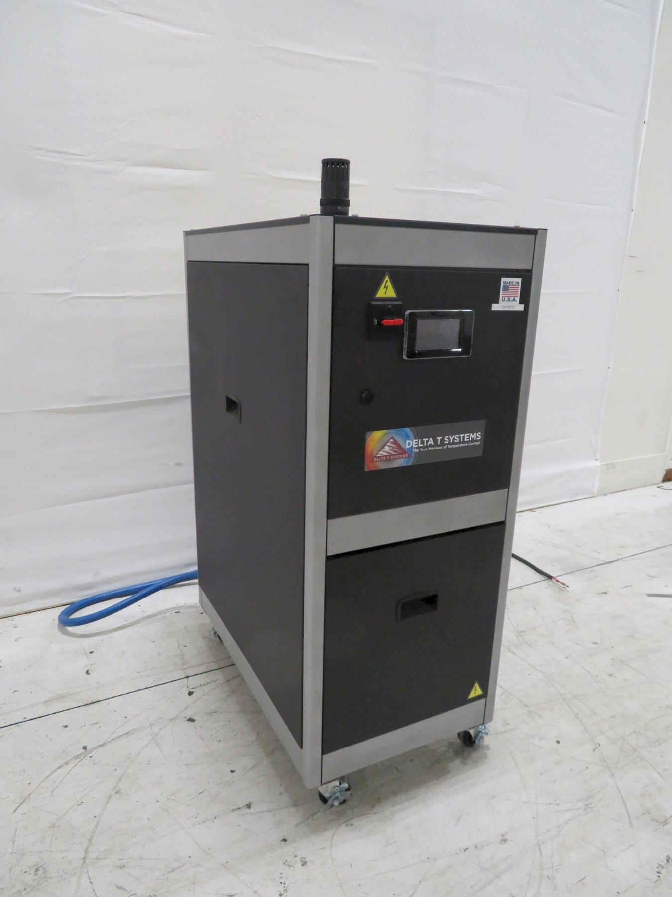 Delta T Used VSP-003 Portable Water Chiller, 3kw, 1hp, 230V, Yr. 2017