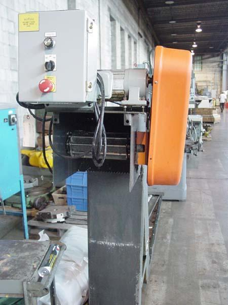 """HWACHEON CUTEX-240 with Live Tooling and Sub-Spindle Fanuc 0iTC CNC Control, Collet Chuck, 22.8"""" Swing over Bed, 15"""" Max Turning Diameter, 23.6"""" Max Turning Length, 3"""" Bar Capacity, New 2006."""