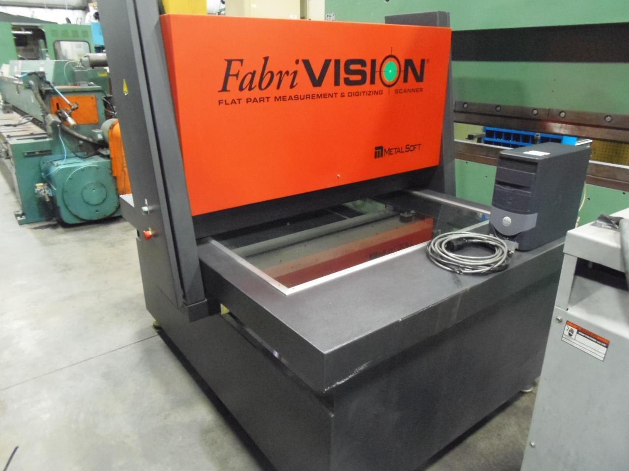 FABRIVISION II - LASER SCANNER, INSPECTION EQUIPMENT