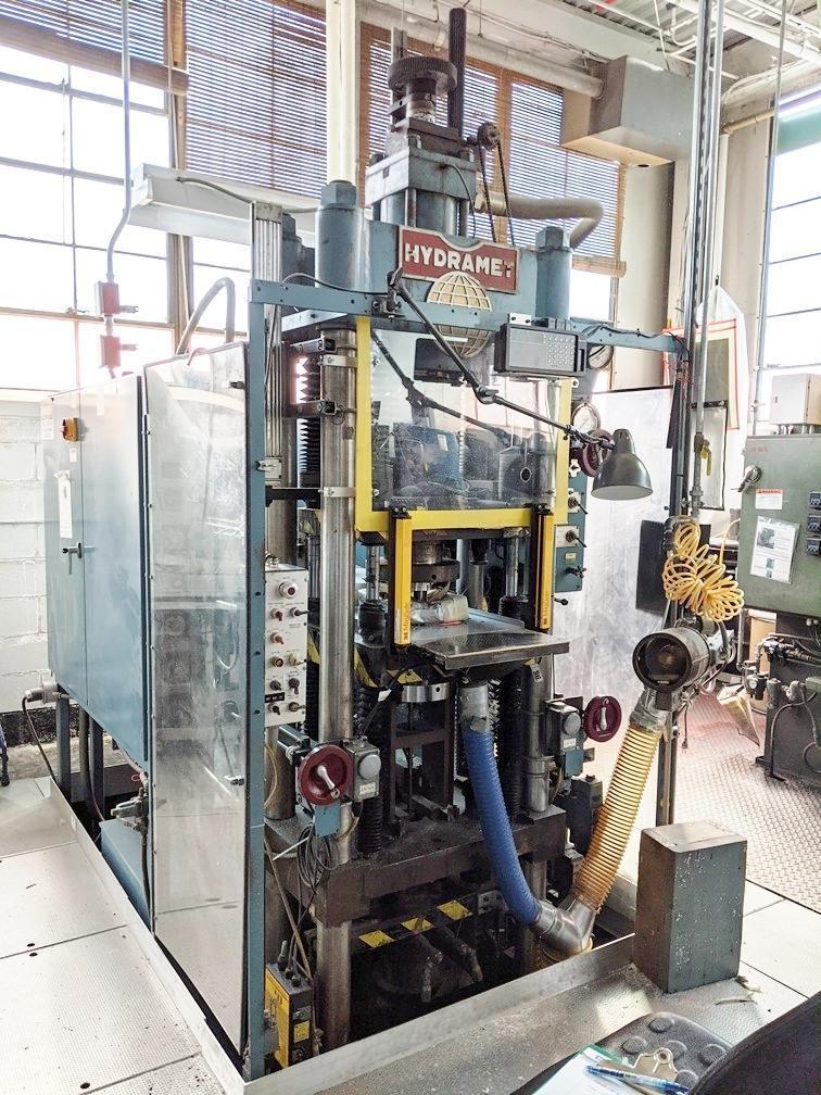 Hydramet 60 Ton Powder Compaction Press