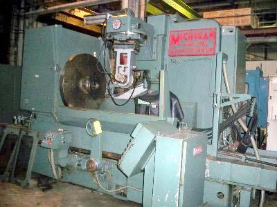 ghmhgx, Michigan, MHGG, 36 x 24 Michigan Model MHGG Helical Gear Grinder,